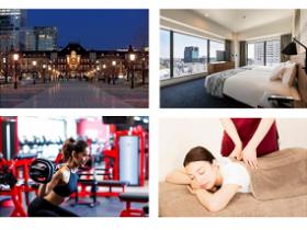 日本ホテルとJR東日本スポーツ、宿泊プラン「アクティブステイ」「リラックスステイ」を一部ホテルで発売