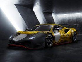 フェラーリ、新型「488 GT Modificata」