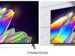 LGエレクトロニクス・ジャパン、「8Kチューナー内蔵」の55インチ液晶テレビ「55NANO95JNA」
