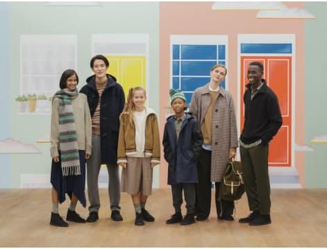 ユニクロ、ロンドン発のブランド「JW ANDERSON」とコラボした2020年秋冬コレクションを発売