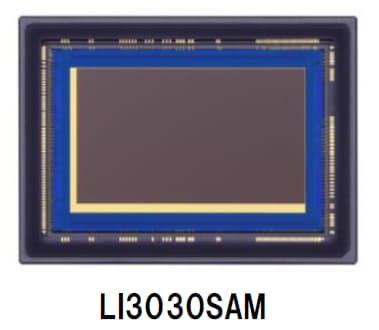 キヤノン、35mmフルサイズCMOSセンサー「LI3030SAM」「LI3030SAI」を発売