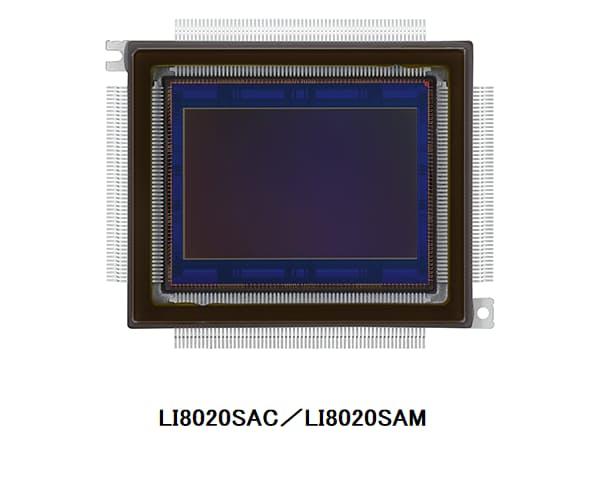キヤノン、約2.5億画素の撮像が可能なCMOSセンサー2種を発売