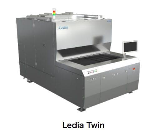 SCREEN PE、プリント基板向け直接描画装置の高生産性モデル「Ledia Twin(レディア・ツイン)」を開発