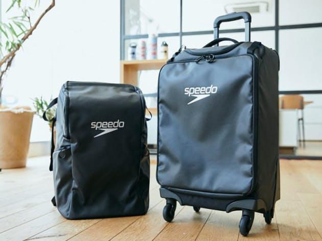 ゴールドウイン、「Speedo」から車いす利用者向けのバックパック・ウィーラーバッグをオンラインストア・限定店舗で発売