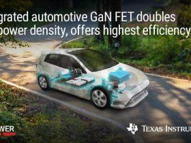 日本TI、車載機器向けGaN FET製品ポートフォリオを発表
