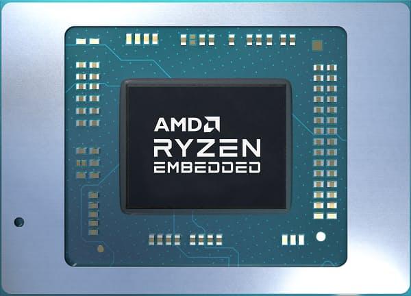 AMD、性能と電力効率を向上させた「AMD Ryzen Embedded V2000」プロセッサーを発表