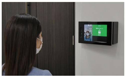 パナソニック、オフィス全国13拠点の入退管理に顔認証(KPAS)を導入