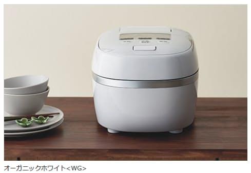 タイガー魔法瓶、「圧力IHジャー炊飯器<炊きたて>ご泡火炊き」の小容量サイズを発売