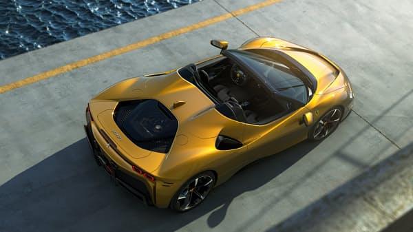 フェラーリ・ジャパン、「SF90 Spider」を発表