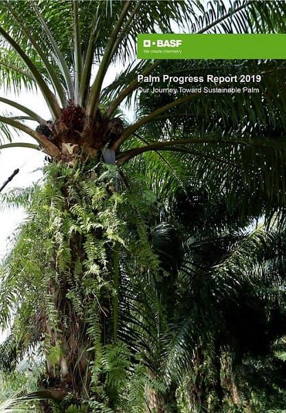 BASF、持続可能な認証パーム油の100%調達に向けた「2020 Palm Commitment」をさらに前進