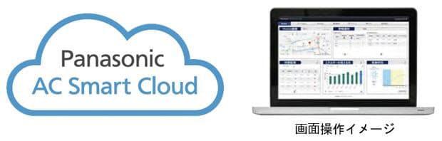 パナソニック、業務用空調クラウドサービス「AC Smart Cloud」を提供開始