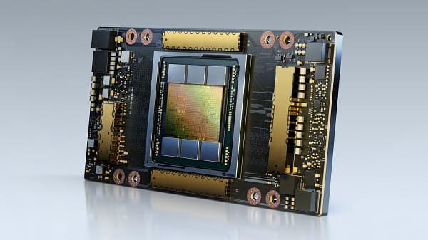 NVIDIA、メモリを倍増したAIスーパーコンピューティング用GPU「NVIDIA A100 80GB GPU」を発表