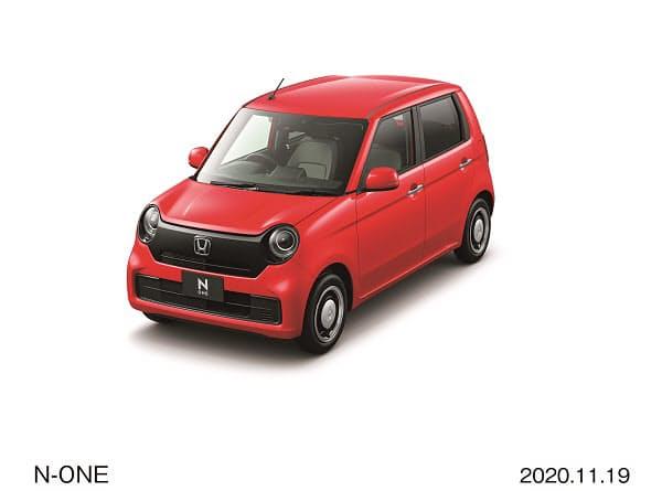 ホンダ、新型軽自動車「N-ONE(エヌワン)」を発売