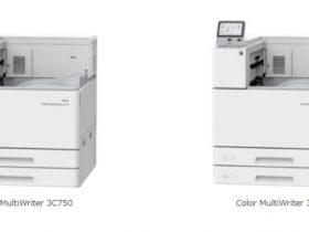 NEC、A3カラーページプリンタの最上位モデル「Color MultiWriter 3C750/3C730」を発売