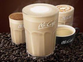 日本マクドナルド、「McCafe by Barista」併設店舗のエスプレッソを使ったドリンク14商品をリニューアル発売