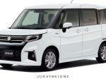 スズキ、小型乗用車「ソリオ」「ソリオ バンディット」を全面改良し発売