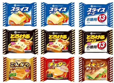 雪印メグミルク、「スライスチーズ」全品の包材印刷にバイオマスインキを使用