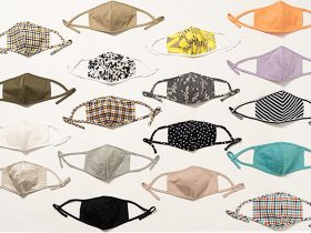 秋冬シーズンに向けて全25種類の色・柄が登場!「色や柄でコーディネートを楽しめるマスク」
