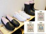 小久保工業所、竹炭を使った靴用の除湿消臭剤「竹炭シューフレッシュナー」