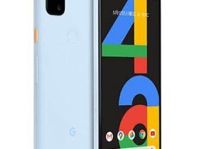 ソフトバンク、「Google Pixel 4a」の新色「Barely Blue」