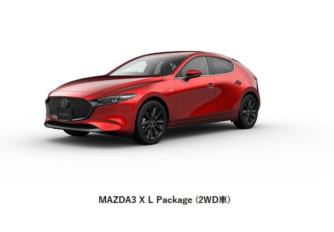 マツダ、「MAZDA3」「MAZDA CX-30」