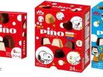 森永乳業、「ピノ」シリーズからスヌーピーパッケージの「ピノ」「ピノ チョコアソート」