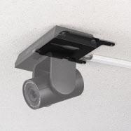 サンワサプライ、会議用カメラを天井にぴったりと設置できる取り付け金具