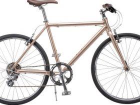 ライトウェイプロダクツジャパン、クロスバイク「シェファード」の2021年限定カラーを発売
