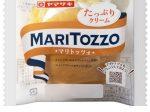 山崎製パン、イタリア・ローマ発祥のお菓子をイメージした菓子パン「マリトッツォ」