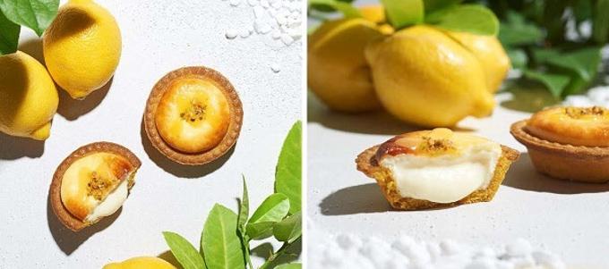 BAKE、チーズタルト専門店「BAKE CHEESE TART」より「潮風レモンチーズタルト」
