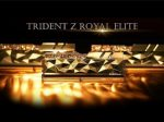 リンクス、DDR4メモリ G.Skill Trident Z Royal Elite