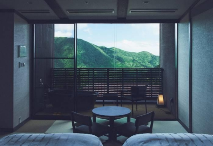 藤田観光、「箱根小涌園 天悠」で医療従事者限定でスパ付特別宿泊プラン