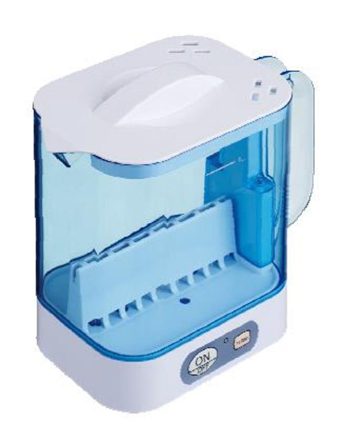 日本トリム、家庭で簡単に除菌ができる 貯槽式次亜塩素酸水生成器「TRIM JIA」