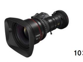 キヤノン、8K放送用カメラ対応ポータブルズームレンズ「10×16 KAS S」