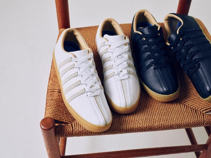 コンバースジャパン、テニスブランド「K・SWISS」からアイコンモデル「CLASSIC 88」の2021年秋冬新色