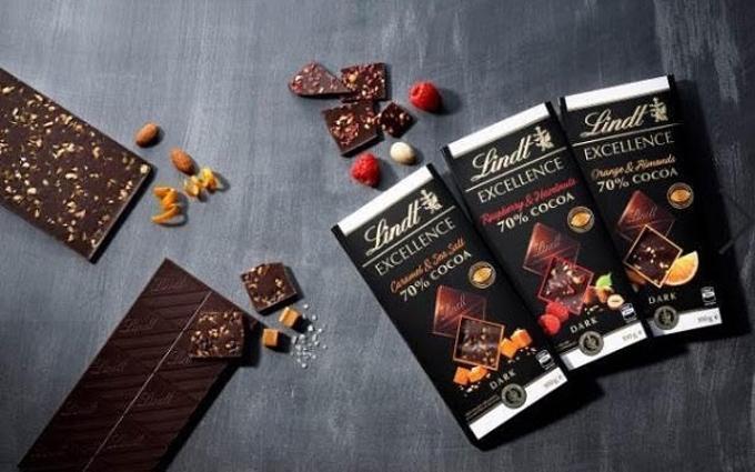 リンツ、タブレットチョコレート「EXCELLENCE(エクセレンス)」から新フレーバー5種