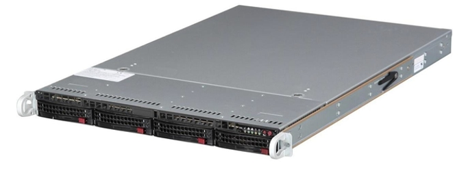 ジーデップ・アドバンス、第3世代 AMD EPYC搭載1Uラックマウント型サーバーモデル