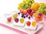 ファンケル、トミゼンフーヅと共同開発した「彩果の宝石 ビューティゼリーコレクション」
