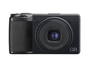 リコーイメージング、ハイエンドコンパクトデジタルカメラ「RICOH GR IIIx」