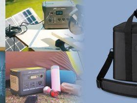JVCケンウッド、ポータブル電源収納用バッグ「BH-B20」