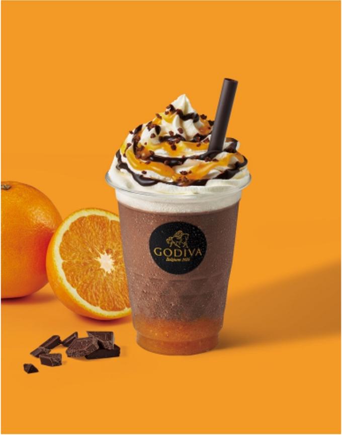 ゴディバ、コンテスト大賞作品を商品化した「ショコリキサー 15周年 ダークチョコレート オランジェ」