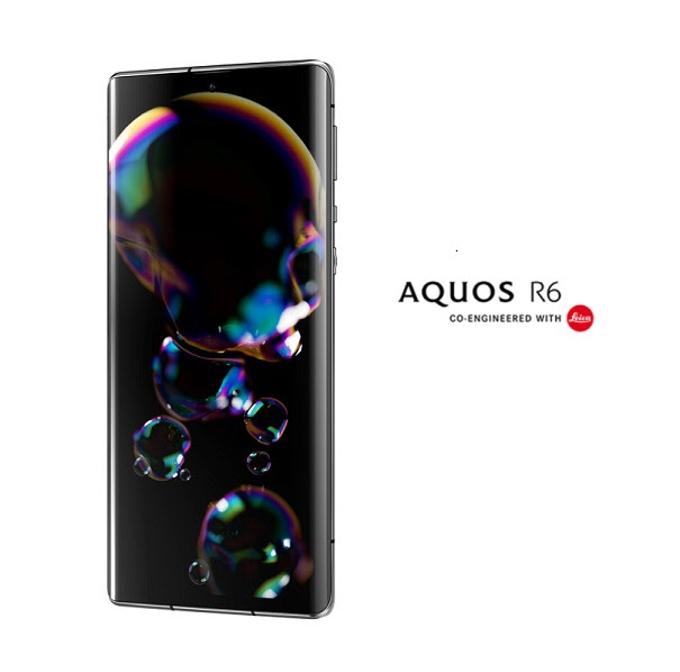 シャープ、ライカ監修のカメラと「Pro IGZO OLED」搭載の5G対応SIMフリースマホ「AQUOS R6」