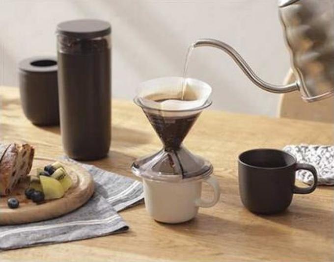 マーナ、コーヒー道具「Ready to(レディ トゥー)」シリーズより「ペーパーフィルター」