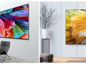 LGエレクトロニクス、液晶テレビ「LG QNED MiniLED」2モデル