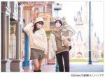 オリエンタルランド、東京ディズニーリゾートでパーカーやマフラーなど秋冬ファッションアイテム