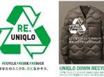 ユニクロ、服を次に生かす「RE.UNIQLO」を始動