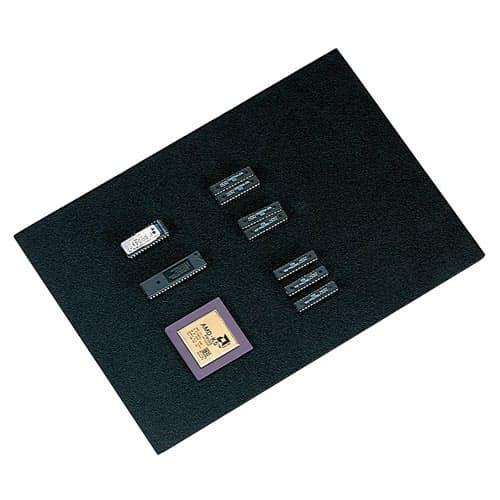 サンワサプライ、電子部品を静電気から保護する導電性ウレタンスポンジ「TK-P2N2」を発売