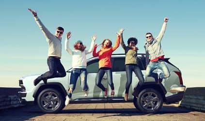 光岡自動車、SUV「Buddy」(バディ)のデザインを公開