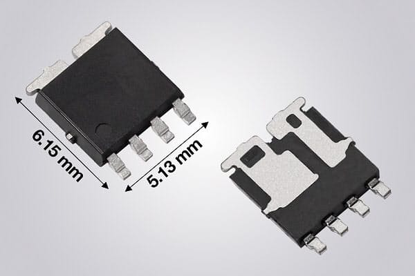 ビシェイ、PowerPAK SO-8Lデュアル非対称型パッケージAEC-Q101準拠Nチャネル60V MOSFETを発表