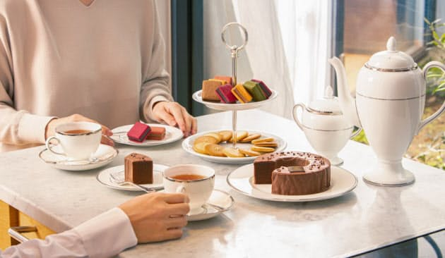 ゴディバ、「ゴディバ 冬季限定焼菓子シリーズ」を期間限定販売
